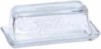 Mason Craft & More Glass Butter Dish