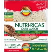 Guerrero Nutri-Ricas Carb Watch Flour Tortillas - 8 ct / 9.33 oz