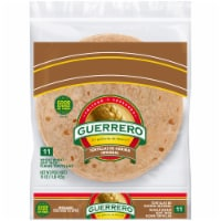 Guerrero 100% Whole Wheat Soft Taco Flour Tortillas 11 Count