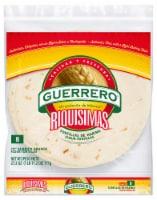 Guerrero Riquisimas Burrito Grande Flour Tortillas 8 Count