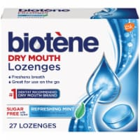 Biotene Refreshing Mint Lozenges