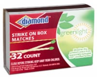 Diamond® Greenlight Strike Anywhere Matches