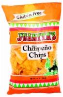 Juanitas Chilipeno Tortilla Chips - 11 oz