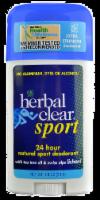 Herbal Clear Sport Deodorant