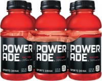 Powerade Fruit Punch Flavored Sports Drink