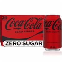 Coca-Cola Zero Sugar Soda