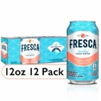 Fresca Peach Citrus Soda