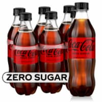 Coca-Cola Zero Sugar Soda
