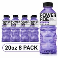 POWERADE ZERO Grape Zero Calorie Electrolyte Enhanced Sports Drinks