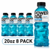 Powerade Zero Sugar Mixed Berry Sports Drink