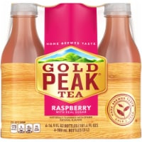 Gold Peak Raspberry Tea 6 Count
