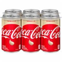 Coca-Cola Vanilla Soda