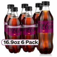 Coca-Cola Zero Sugar Cherry Cola Soda