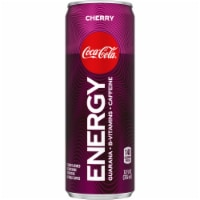 Coca-Cola Cherry Energy Drink