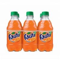 Fanta Orange Soda Bottles