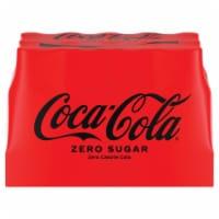 Coca-Cola Zero Sugar Cola Soda