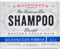 JR Liggett's Moisturizing Formula Old Fashioned Bar Shampoo