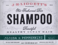 JR Liggett's Jojoba & Peppermint Old Fashioned Bar Shampoo