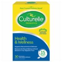 Culturelle Health And Wellness Probiotic Vegetarian Capsule
