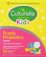 I-Health Culturelle Kids Daily Probiotic Packets 50 Count