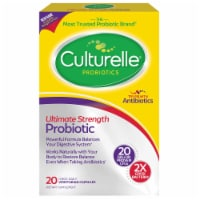 Culturelle Extra Strength Digestive Health Probiotic Capsules