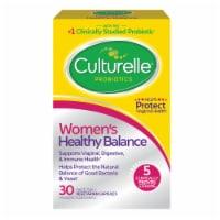 Culturelle Probiotics Women's Healthy Balance Vegetarian Capsules