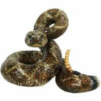 Michael Carr Designs Western Diamondback Rattlesnake Lawn Decor Figurine, Large - 1 Piece
