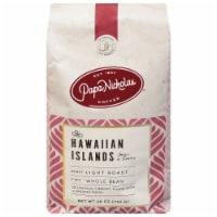 Papa Nicholas Hawaiian Islands Blend Light Roast Whole Bean Coffee - 2 lb