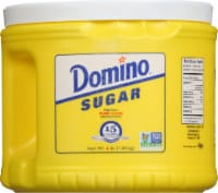 Domino Granulated Sugar Canister