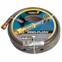 Jackson Professional Tools 027-4003900 3-4 Inch X 50 Ft Commercialgrade Gray Hose