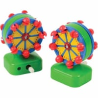 US Toy 4547 Pull Back Ferris Wheels - Pack of 12 - 1