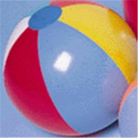 US Toy Company IN173 Beachball Inflates-24 Inch - Pack of 12 - 1