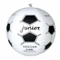 US Toy Company IN20 Soccer Ball Inflates - Pack of 12 - 1