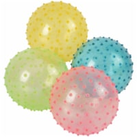 US Toy GS862 Glitter Knobby Balls - Pack of 12