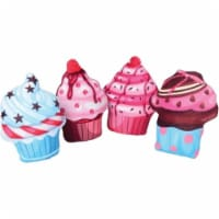 US Toy SB664 Cup Cake Plush - Pack of 12 - 1