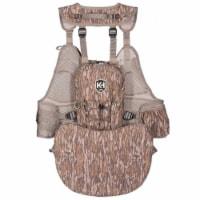 Knight & Hale KHT0095 Knight and Hale Run N Gun 200 Turkey Vest-MO Bottomland - 1