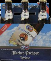 Hacker Pschorr Weisse Beer