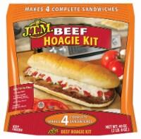 J.T.M. Beef Hoagie Kit