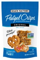 Snack Factory Pretzel Crisps Original Deli Style Crackers