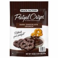 Chocolate Pretzel Crisp - 18 Ounce - 1 unit