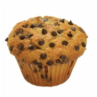 Davids Cookies Chocolate Chip Muffin, 6 Ounce -- 12 per case. - 1-6 OUNCE