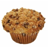 Davids Cookies Cinnamon Chip Muffin, 6 Ounce -- 12 per case.