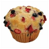 Davids Cookies Triple Berry Muffin, 6 Ounce -- 12 per case.