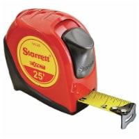 Starrett TX1-25 Exact 25ft Blade Shield 2x Tape Measure - 1 each