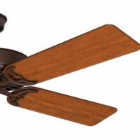 Hunter Fan Company Original 52 Inch 3 Speed Outdoor Ceiling Fan, Chestnut Brown - 1 Piece