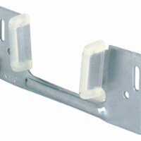 Prime-Line Pocket Door Bottom Guide,3-1/4  L  N 6566 - 1