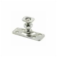 Prime-Line Pocket Roller Top Bracket,3-53/64  L  N 6662 - 1