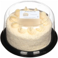 Rich's Sinfully White Cake - 7 in