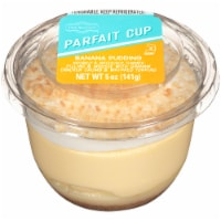 Our Specialty Banana Pudding Parfait Cup