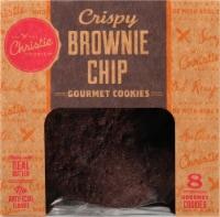 Christie Cookie Co. Crispy Brownie Chip Baked Cookies